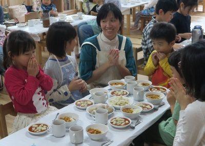 4/9(土)マクロビオティック料理教室開催しました