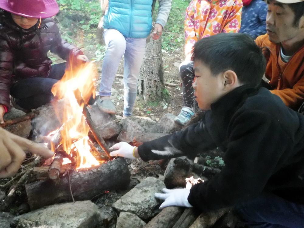 【秋の冒険キャンンプ】参加者募集(小学5・6年生対象)