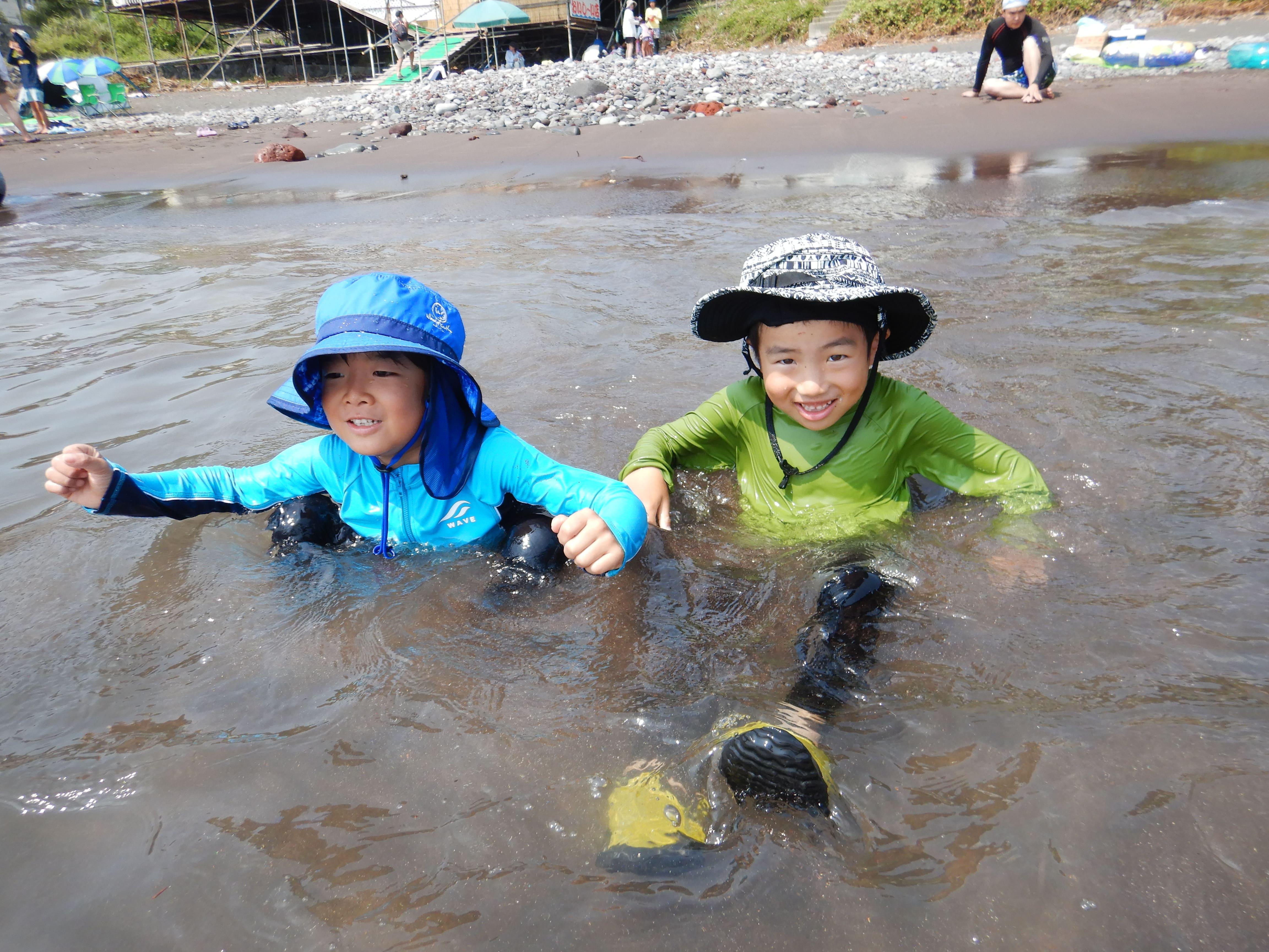 2019夏の冒険キャンプ/海あそびキャンプのお知らせ