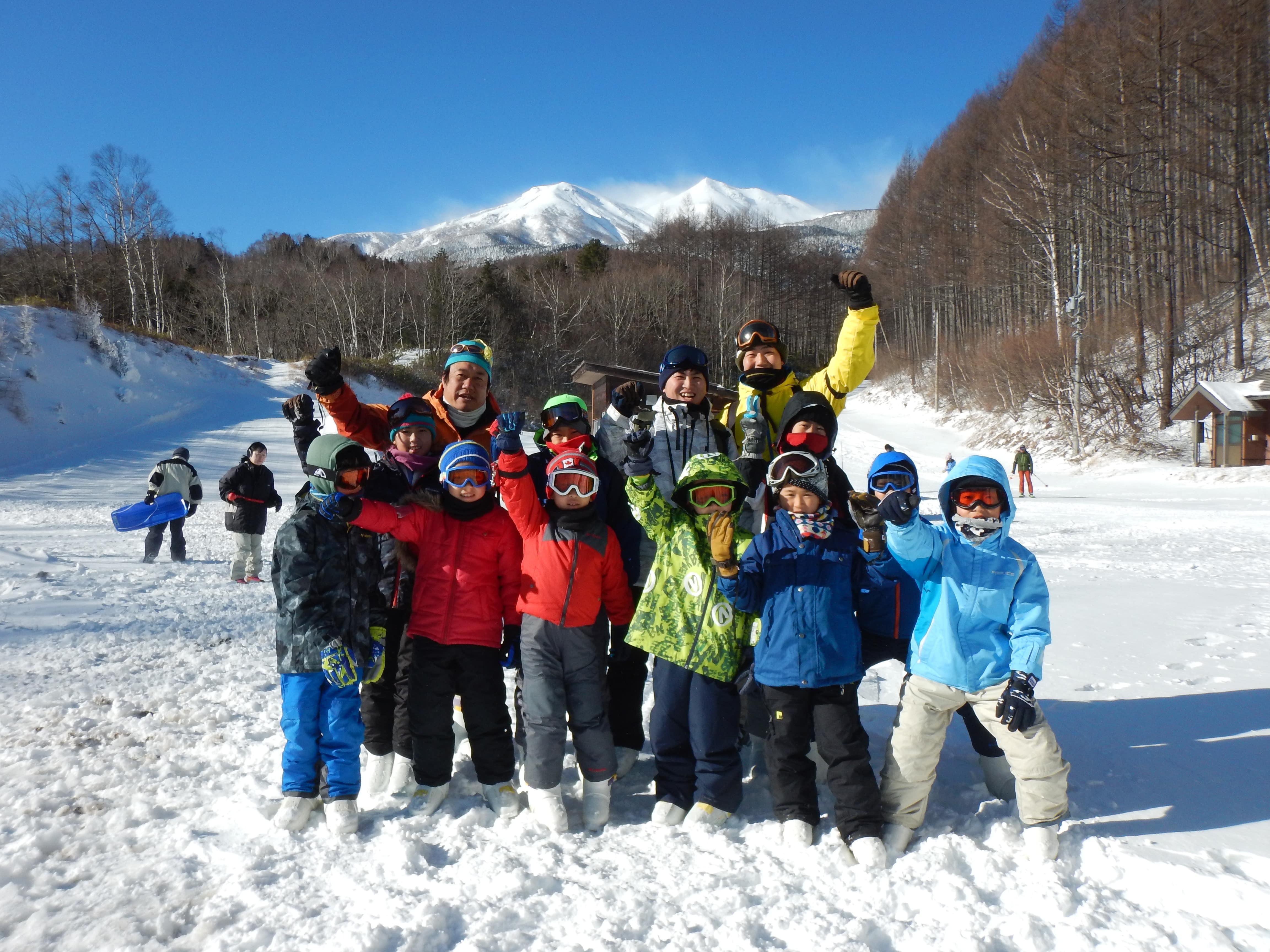 2020年度 冬の冒険キャンプ申込受付を開始します!