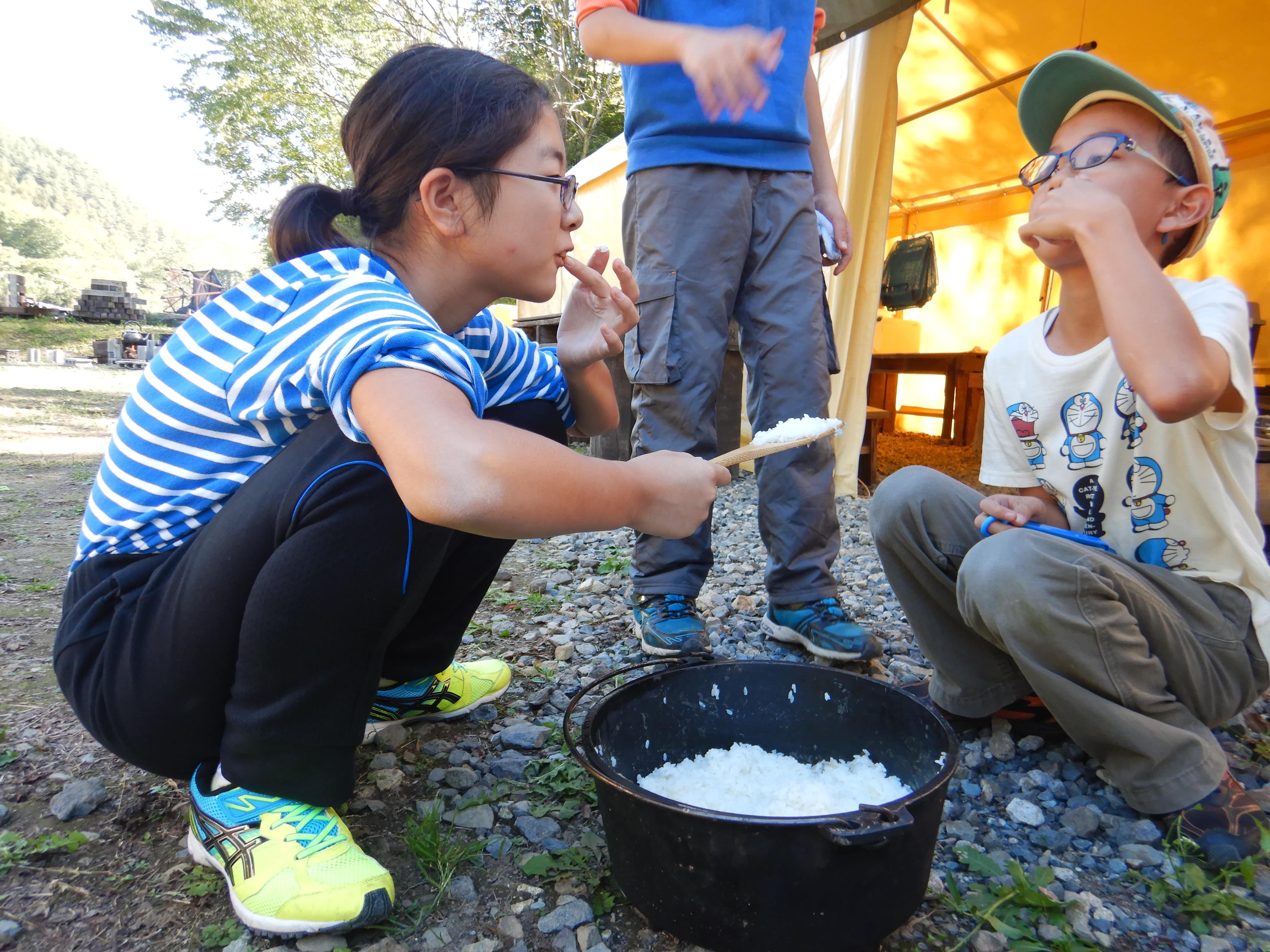 2020年度 秋の冒険キャンプ申込受付中です!
