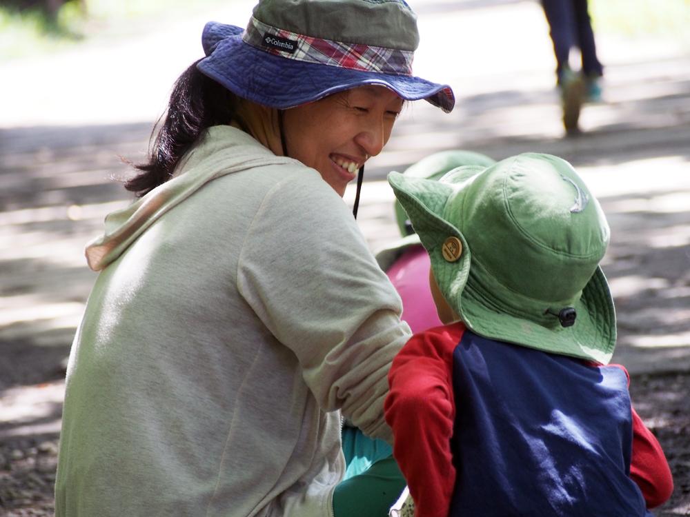 子どもにとって「遊び」はとても大事な経験/こいちゃん